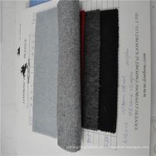 ropa de felpa de alpaca de doble cara, telas de poncho de alpaca hechas en China