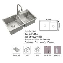 304 Stainless Steel Thickened Hand Kitchen Sink