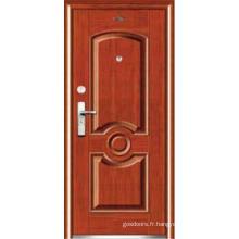 Porte de sécurité en acier (JC-086)