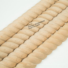 Carving Rope trim ceiling moulding