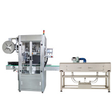Top Rank 150 Bottles Per Minutes Automatic Shrink Sleeve Labeling Machine