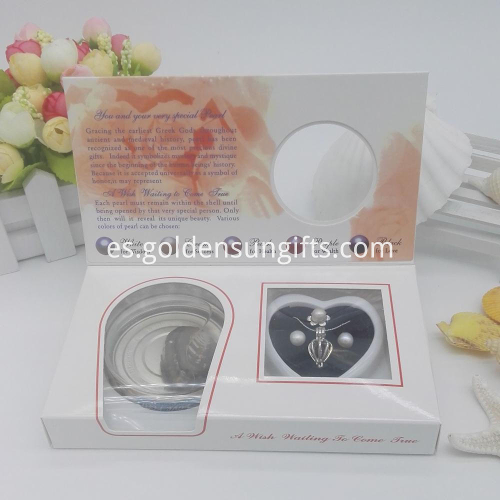Wish Pearl 3PCS Jewelry Sets