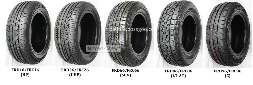 Steer Tyres and Drive Tyres