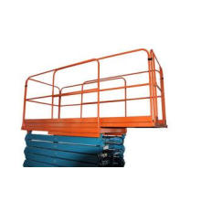 For Lifting 1000Kg Weight Extension Hydraulic Lift Platform