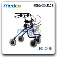 Popular rollator walker shopping cart RL006