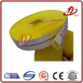 Bulk cimento reboque auto descarregamento partes do equipamento PU revestido Airslide Mangueira de aeração