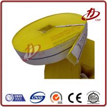 L'équipement de déchargement auto de remorquage de ciment en vrac détache le tuyau d'aération Airslide