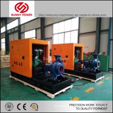Dieselmotor angetriebene Wasserpumpe für die Reinigung mit hohem Druck