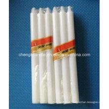 28g White Pillar Candle for Congo