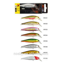 Japan NOEBY making Bait Fish Tackles Hard Body Plastic Fishing Lures