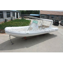 High quality RIB boat with CE RIB730B