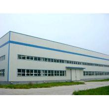 Acier léger bon marché environnemental pour la structure en acier industrielle d'usine