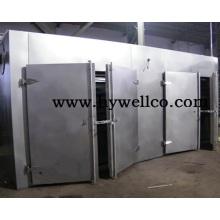 Secadora de gránulos de plástico de aire caliente