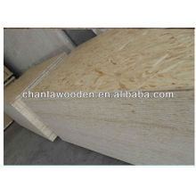 9mm OSB with melamine glue for construction