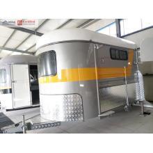 Стандартная модель 2 Конский грузовой прицеп
