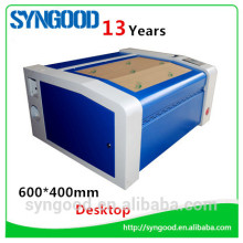Syngood laser engraving and cutting machine SG5030-special for leather and fabric cutting