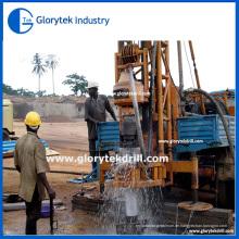 Maschinerie-Ölplattform-LKW angebracht