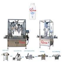 Máquina automática de enchimento de pó seco