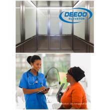 Direkthersteller Hochleistungs-Passagier-Krankenhaus-Aufzug