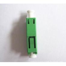 LC/APC Single-Mode Simplex Fiber Optic Adapter
