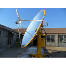 Parabolic Dish Solar Thermal Concentrators