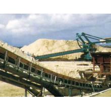 Heavy Duty Pipe Förderband für Bergbauindustrie