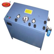 Self Rescuer Oxygen Filling Pump Machine