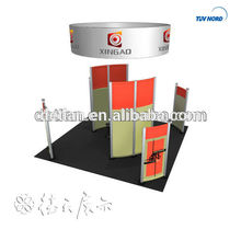 Shanghai Detian durable and stable aluminum display stands
