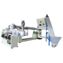 Máquina de granulación de granulado del granulador del animal doméstico del ABS de PP PE del alto rendimiento