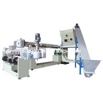 Machine de ligne de pelletisation de granulateur d'animal familier d'ABS de PE de rendement élevé de pp
