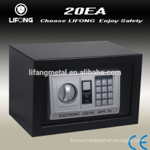 Mini electronic safe deposit box with cheap price