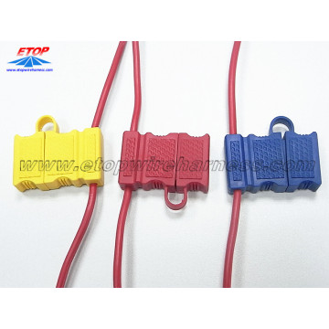 Cableado del portafusible medio