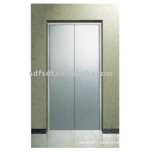 Shandong Fuji freight elevator with machineroom