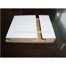 slotted hardboard slot melamine paper hardboard