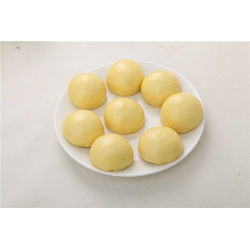 Chinese Style Organic Corn Flour Steamed Bun