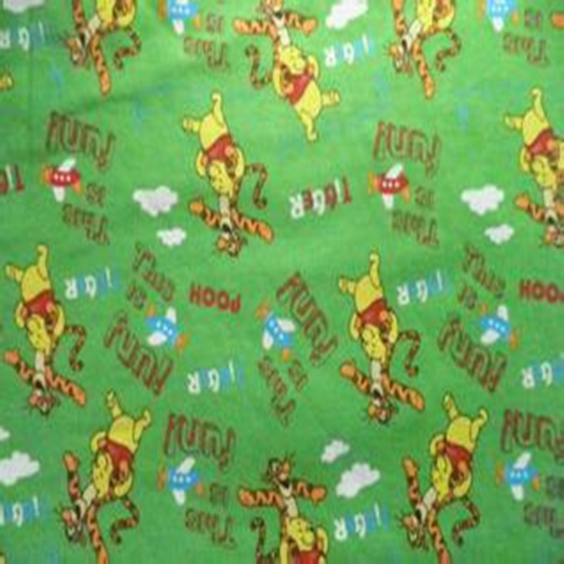 Cotton Flannel Printed