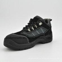 Ufb054 Zapatos de seguridad activos Zapatos de seguridad negros