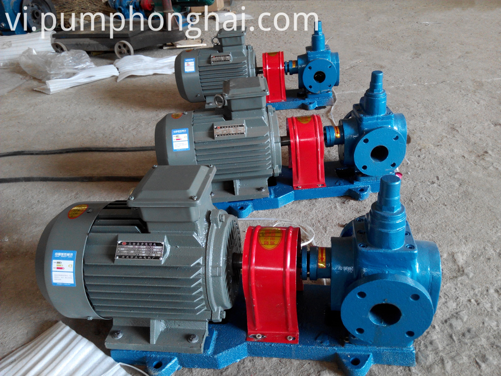 Fuel Oil Transfer Gear Pump
