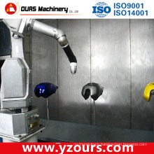 Automatic Powder Coating Machine (Robotic Manipulator)