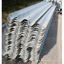 Beam Crash Barrier Roll formando fornecedor de máquinas para Singpore
