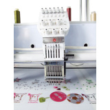 Embroidery Machine(2 Heads)