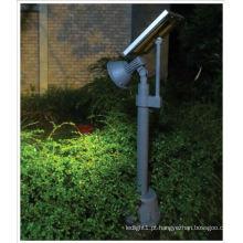 Ip65 alumínio die cast luz de gramado ao ar livre levou com ce & rohs