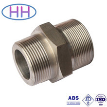 pipe fitting nipple with ABS, ISO certificate