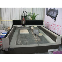 DEELEE cnc Steinfräsmaschine mit Rotation