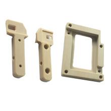 Plastic CNC Machined PEEK Part Precision Cnc Turning Machining PTFE Factory