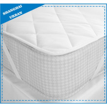 Cama de Hotel Australian Sizes Poliéster Strapped Mattress Protector