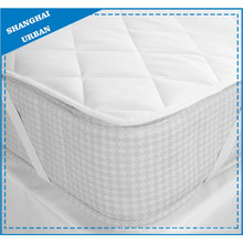 Literie d'hôtel Tailles australiennes Polyester Strapped Mattress Protector