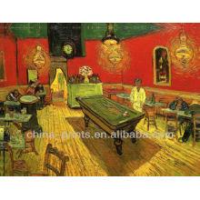 Pintura hecha a mano de la lona de Vincent Van Gogh