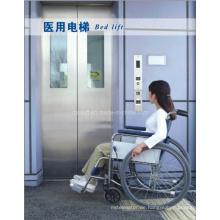 Effektives und energiesparendes Krankenhausaufzug