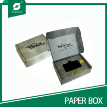 Customized Self Locking Garment Packaging Box Without Glue